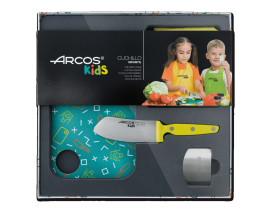 Set 4 piezas Arcos Kids cocina para niños