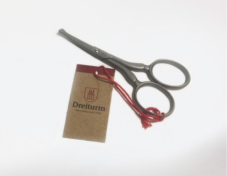 Tijeras curvadas Dreiturm para la nariz
