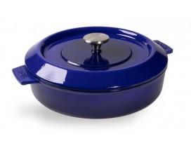 Cacerola-Wöll-Iron-28-cm-azul-cobalto