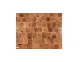 Tabla de corte madera de encina 420x320x55 mm