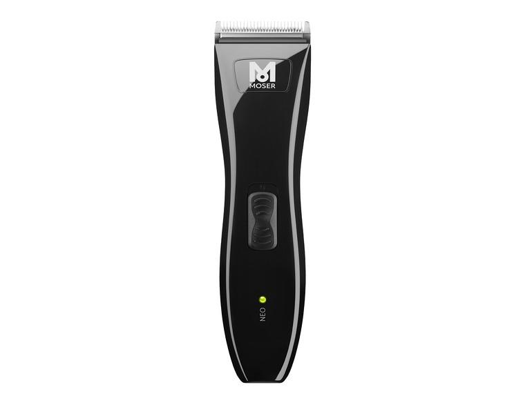 Máquina de cortar el pelo Moser Neo negra