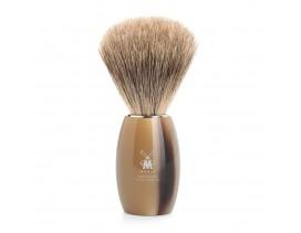 Oferta Brocha de afeitar Muhle Modern T+ resina imitación asta
