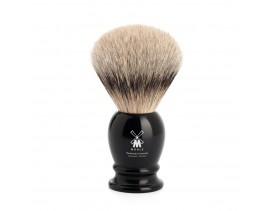 Brocha de afeitar Muhle Classic TPP/T23 resina negra