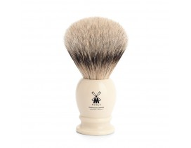 Brocha de afeitar Muhle Classic TPP/T23 resina imitación marfil