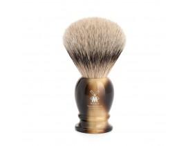 Brocha de afeitar Muhler Classic TPP/T23 resina imitación asta