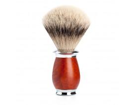 Brocha de afeitar Muhle Purist TPP madera brezo
