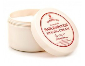 Tarro jabón de afeitar crema Marlborough 150 gr - Dr Harris