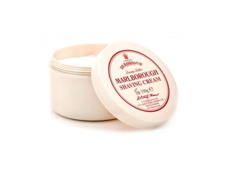 Tarro jabón de afeitar Crema Marlbprough 150 gr - Dr Harris