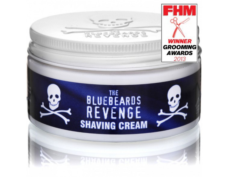 Crema de afeitado original 100ml Bluebeards