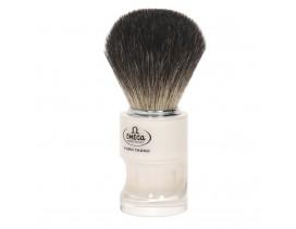 Brocha afeitar Omega tejón