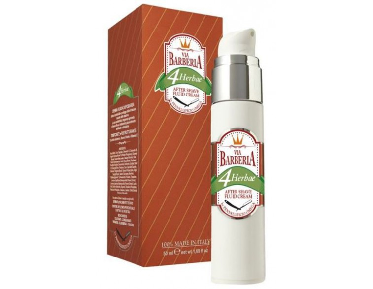 Bálsamo after-shave Via Barberia Herbae 50ml