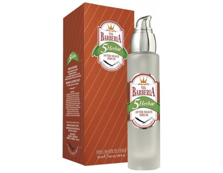 After Shave Serum Vía Barbería Herbae 50ml