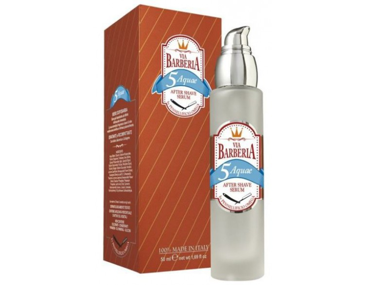 After Shave Serum Vía Barbería Aquae 50ml