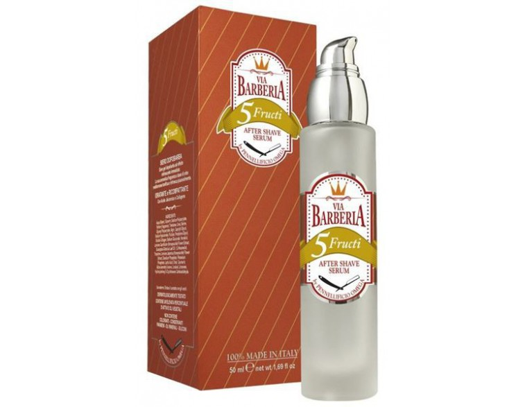 After Shave Serum Vía Barbería Fructi 50ml