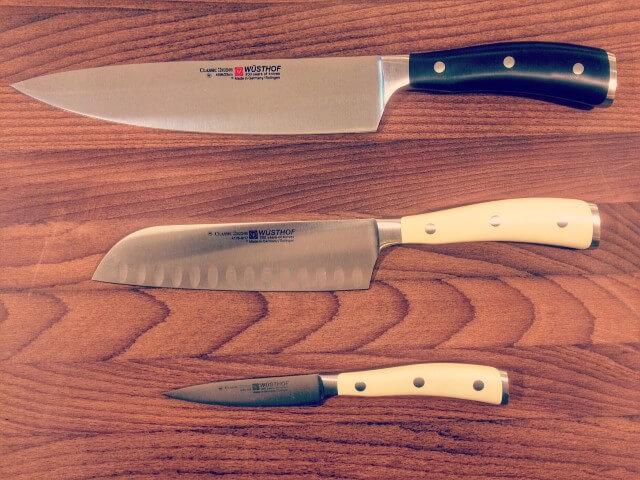 Cuchillos Wüsthof