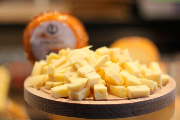 Tipos de cuchillos para queso