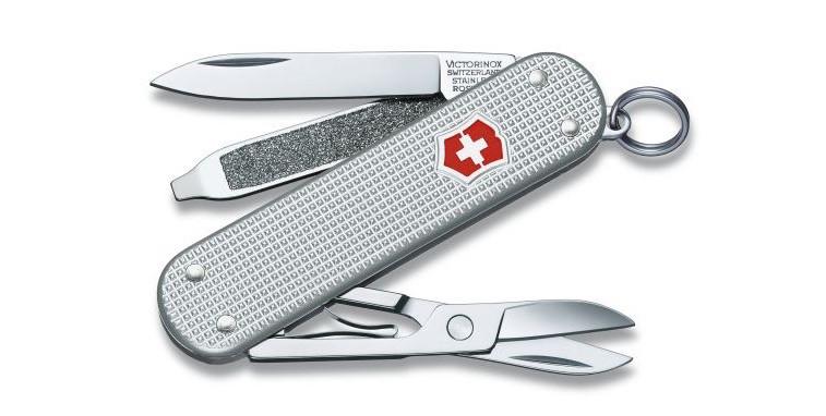 navaja-victorinox-mini-5-usos-classic-alox-aluminio-grabado-ganiveteriaroca