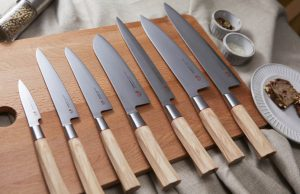 cuchillo-japones-chef-suncraft-twisted-octagon-240mm-damasco