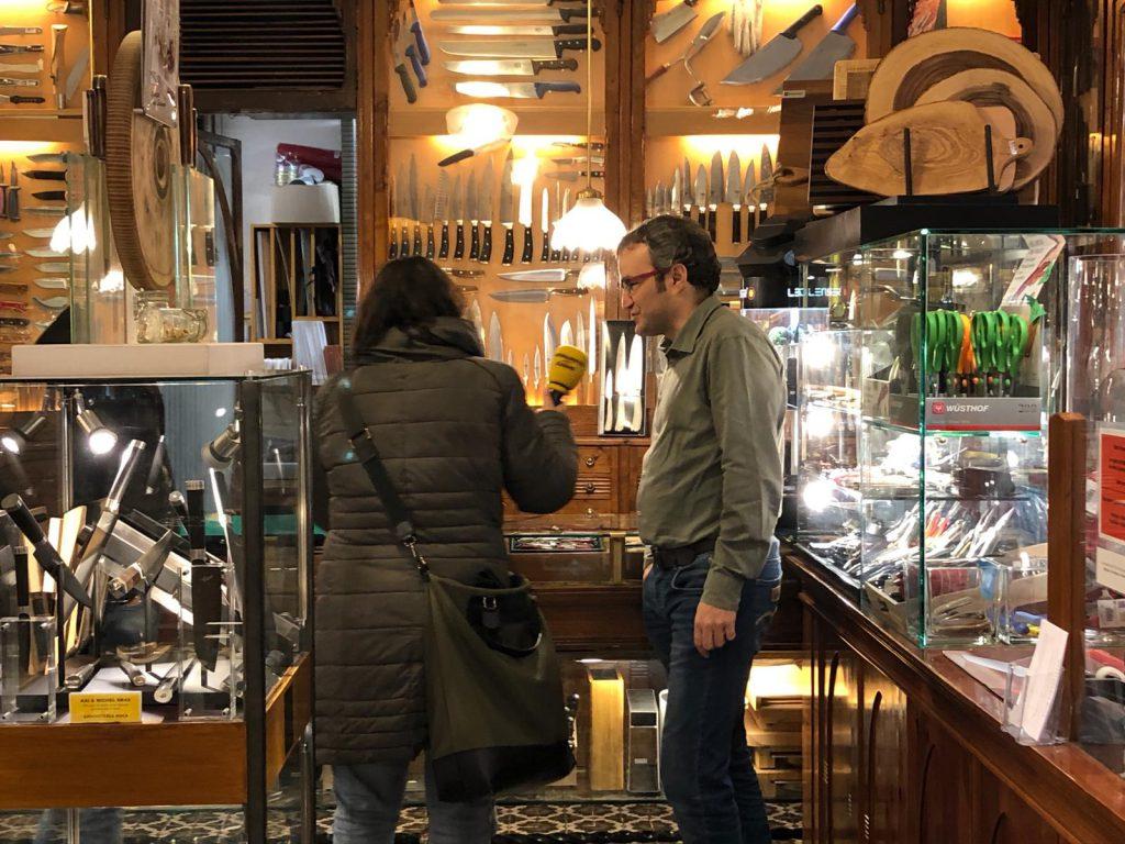 tienda emblemática de Barcelona