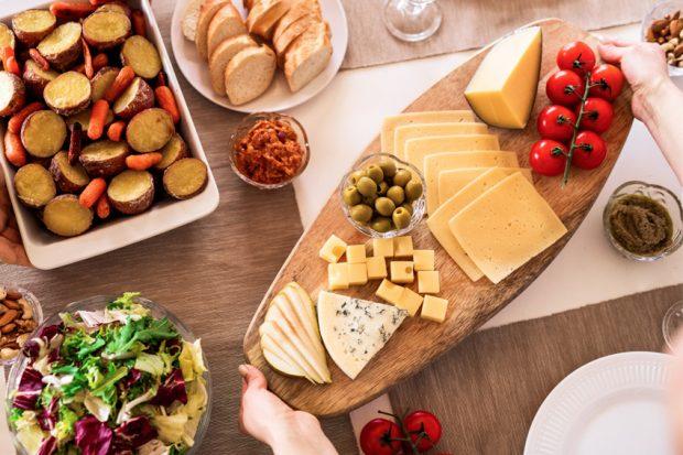 cuchillos para quesos