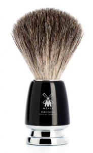 brocha-de-afeitar-tejon-muehle-rytmo-resina-negra