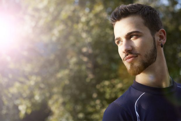 barba-deporte-sudor